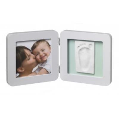 Modern print frame pastel baby art