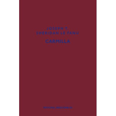 Carmilla - [Livre en VO]