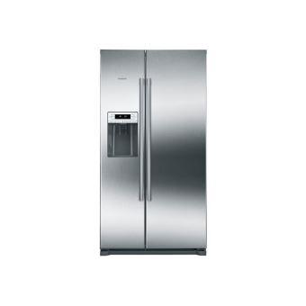 0cab6c99080c4 Siemens iQ500 KA90DVI20 - réfrigérateur/congélateur - côte-à-côte - pose  libre - inox - Achat & prix | fnac