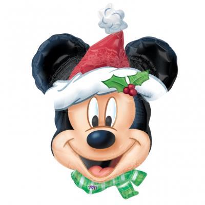 Ballon Mickey Mouse™ Noël