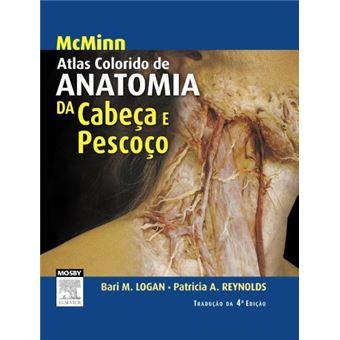 Mcminn atlas colorido de anatomia d