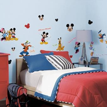 Stickers mickey mouse et ses amis disney d cors et stickers achat prix fnac - Mickey mouse et ses amis ...