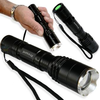Lampe Torche Q5 Cree Led Fa 0515 Rechargeable Ultra Puissante