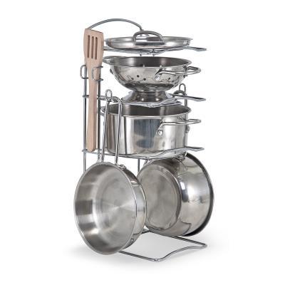 Batterie de cuisine en aluminium Joyce
