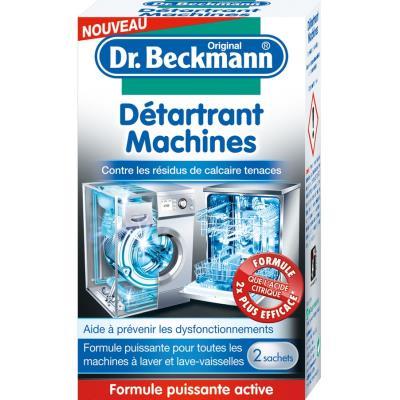 Détartrant / désodorisant Dr Beckmann DETARTRANT LAVE-LINGE LAVE VAISSELLE