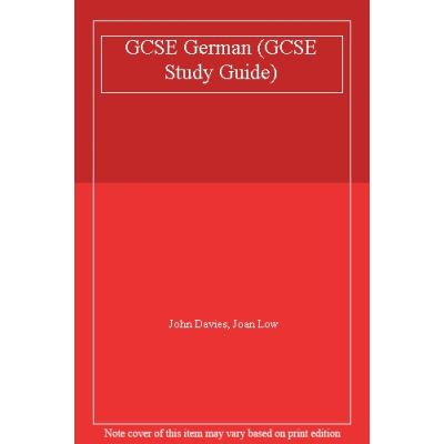 GCSE German (GCSE Study Guide) - [Version Originale]