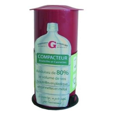 GUILLOUARD - Compacteur de bouteilles et de canettes