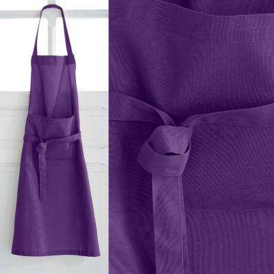 Tablier de cuisine violet Deep Purple