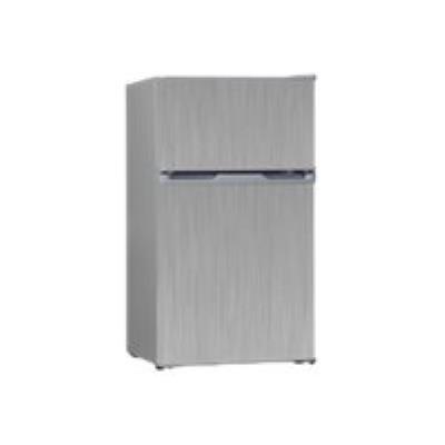 Oceanic OCEA2DT70S - réfrigérateur/congélateur - congélateur haut - pose libre - argenté(e)