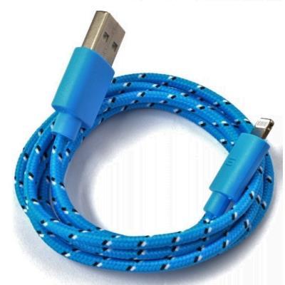 Cable Tressé pour IPHONE 5S5C 3m Chargeur Connecteur