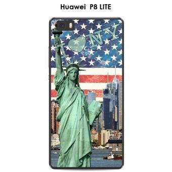 coque huawei p8 lite new york