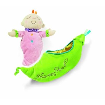 MANHATTAN TOY - 205180 - SNUGGLE PODS - PETIT POIS