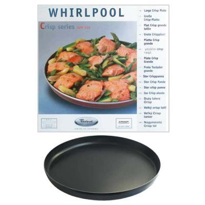 Whirlpool Plat Crisp ø 32cm Pour Mo Whirlpool Jet Ref: 480131000085