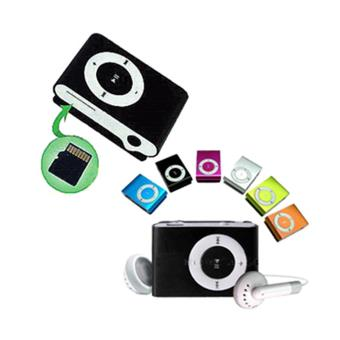 lecteur mp3 shuffle m moire micro sd noir mp3 audio vid o achat prix fnac. Black Bedroom Furniture Sets. Home Design Ideas