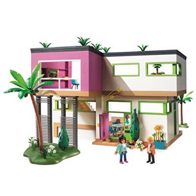 Amusing Maison Moderne De Playmobil Pictures - Best Image Engine ...
