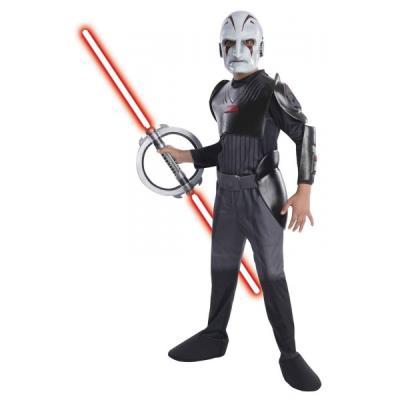 Costume inquisiteur Star Wars Rebels pour garçon - 4-6 ans