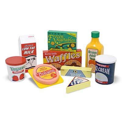 Les aliments du réfrigérateur US