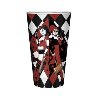 Vaso DC Harley Quinn Its's good to be bad