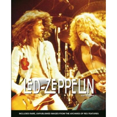 Led Zeppelin Ray Tedman