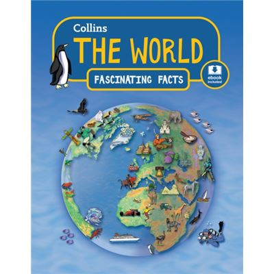 The World (Collins Fascinating Facts) (Paperback)