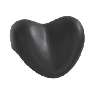 0 56 Sur Wenko 18936100 Coussin De Baignoire En Coeur Tropic Noir Accessoire De Cuisine Achat Prix Fnac