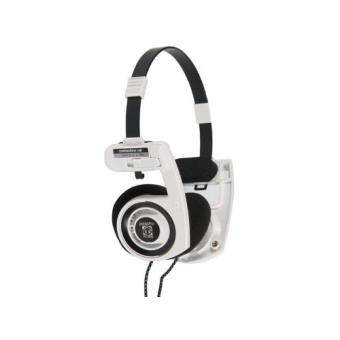 Koss 00141407 Casque Ouvert Iportapro Micro Pour Iphone Blanc