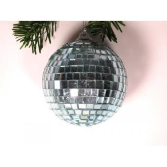 Decoration De Noel Sia.Boule De Noel Sia Disco Achat Prix Fnac