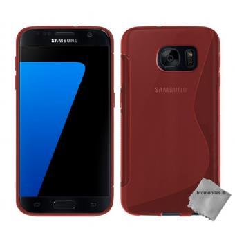 coque samsung galaxy s7 rouge