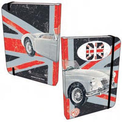 Carnet London MG GB