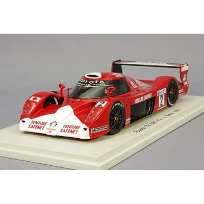 Spark - s2383 - véhicule miniature - modèle à léchelle - toyota gt-one ts020 - le mans 1999 - echelle 1 43