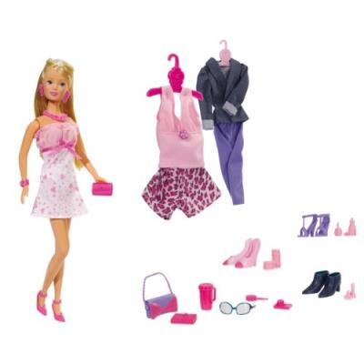 Logitoys - 573 6015 lo - poupée et mini-poupée - lolly mega fashion