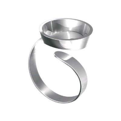 Dtm loisirs créatifs - a0701783 - bijou et cosmétique - bague - forme ronde