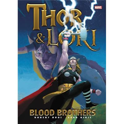 Thor & Loki: Blood Brothers - [Livre en VO]