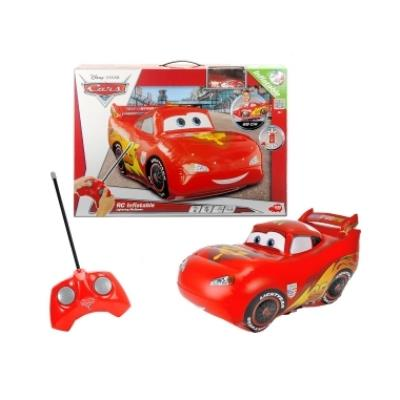 Dickie spielzeug gmbh rc inflat. lightning mcqueen