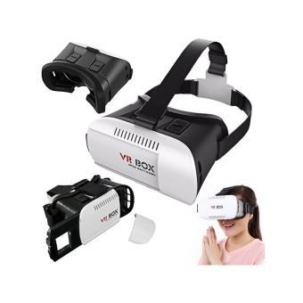 Casque de realite virtuelle vr box lunettes 3d iphone samsung nokia sony  Dreamshop75® - Kit piéton mains libres - Achat   prix   fnac 2082696dcd0d