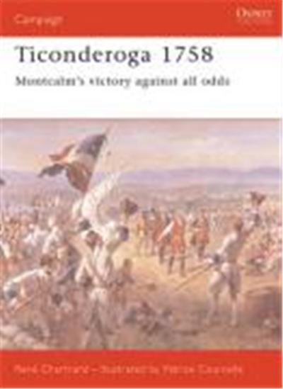Ticonderoga 1758, Campaign Series, 76