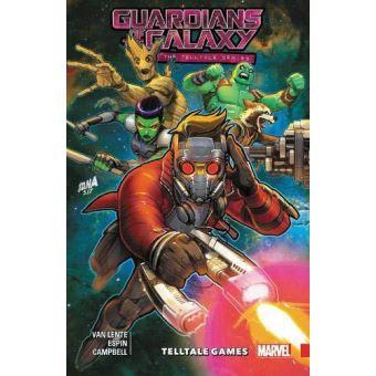 Guardians of the galaxy: telltale g