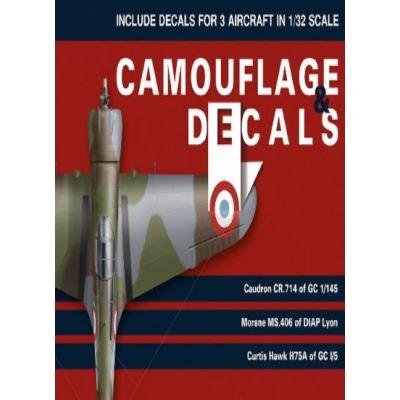 Camouflage & Decals: v. 1 (Camouflage and Decals) - [Livre en VO]