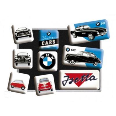 Bmw Isetta Voiture Cars Auto Lot 502 Aimant Magnet Vintage 9 Frigo 507 ulF1J3TKc5