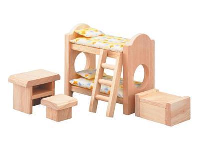 PLAN TOYS - Chambre d'enfants
