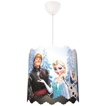 Philips disney 717510126 abat jour la reine des neiges luminaire chambre d 39 enfant achat - Reine des neiges chambre ...