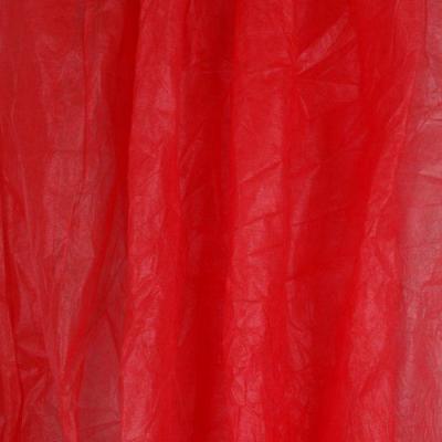 Walimex Fond en tissu léger 3x6m Rouge