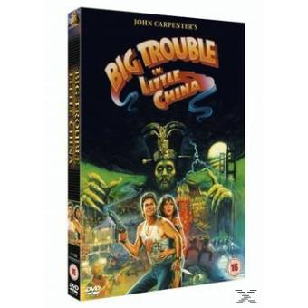 Big Trouble In China (DVD)