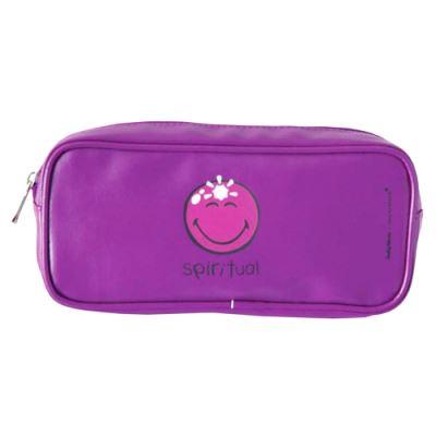 Trousse Happy Colours violette