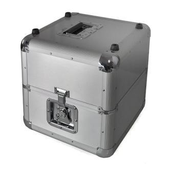 valise de rangement pour 70 vinyles lp flightcase 33 tours valises rangements et supports top. Black Bedroom Furniture Sets. Home Design Ideas