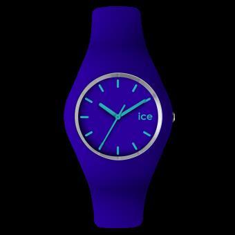 fdcb7ac5607f3 Montre Ice Watch ICE ICE.VT.U.S.12 - Montre Flashy Bleue Silicone Mixte -  Montre Mixte - Achat & prix | fnac