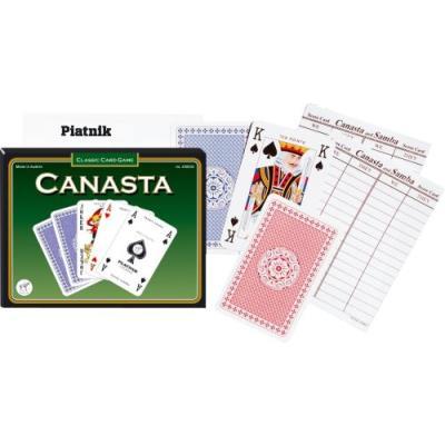 Piatnik - Canasta - jeu de cartes