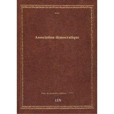 Association démocratique