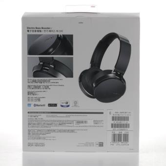 Sony Mdr Xb950bt Casque Audio Extra Bass Sans Fil Gris Casque