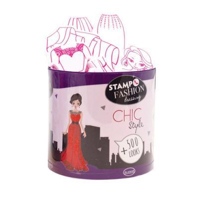Tampon Stampo'Fashion thème Chic